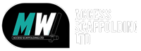 MW Access Scaffolding Logo